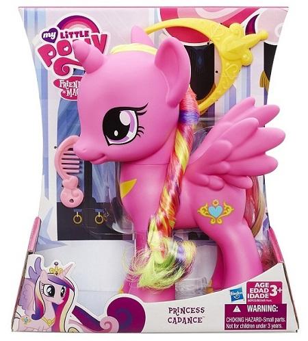 My Little Pony Princesa Cadance 20 cm - Hasbro  - Doce Diversão