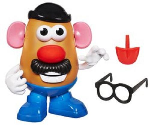 Mr Potato Head Novo C/ 12 Peças - Hasbro  - Doce Diversão