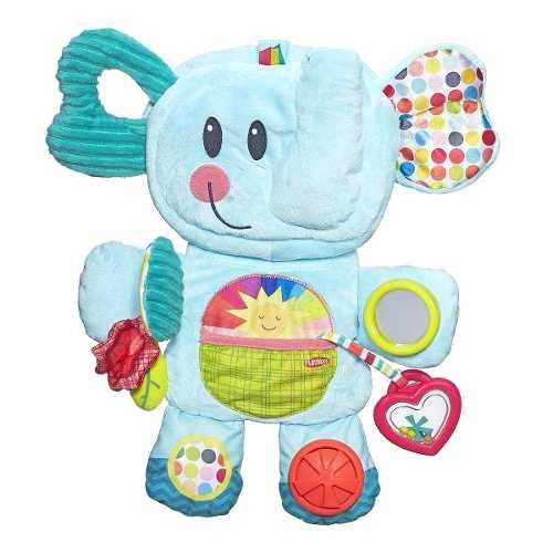 PLayskool Elefante Almofadinha - Hasbro  - Doce Diversão