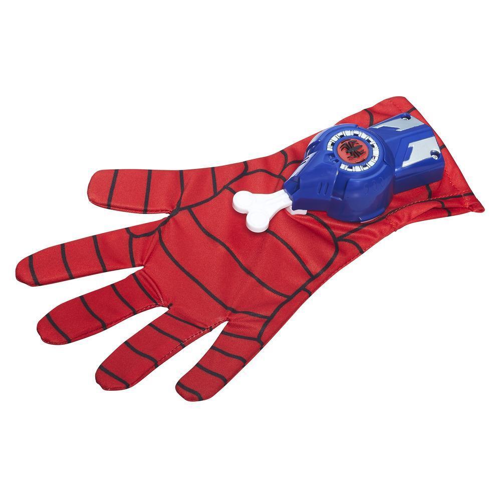 Spider Man Luva Eletrônica Sinister 6 - Hasbro  - Doce Diversão