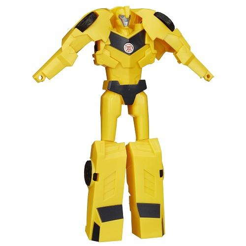Transformers Ridisguise Titan Bumblebee 30 cm Hasbro  - Doce Diversão