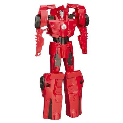 Transformers Ridisguise Titan Sideswipe 30 cm Hasbro  - Doce Diversão