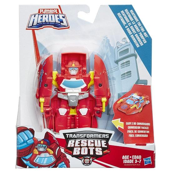 Transformers Rescue Bots heatwave, Bumblebee, Medrix,Boulder -  Hasbro  - Doce Diversão