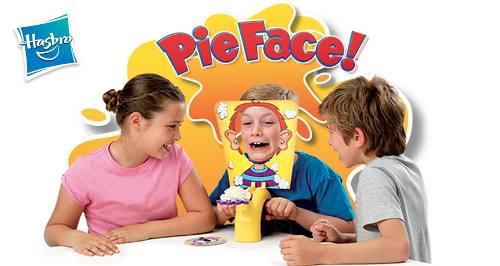 Jogo Pie Face - Torta na Cara -  Hasbro  - Doce Diversão