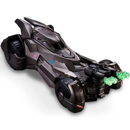 Batmóvel Batman Vs Superman A Origem Da Justiça - Mattel  - Doce Diversão