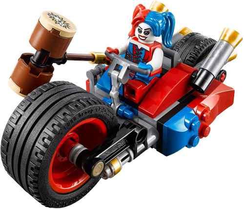 LEGO 76053 - Batman Perseguição de Moto Gotham – 224pç  - Doce Diversão