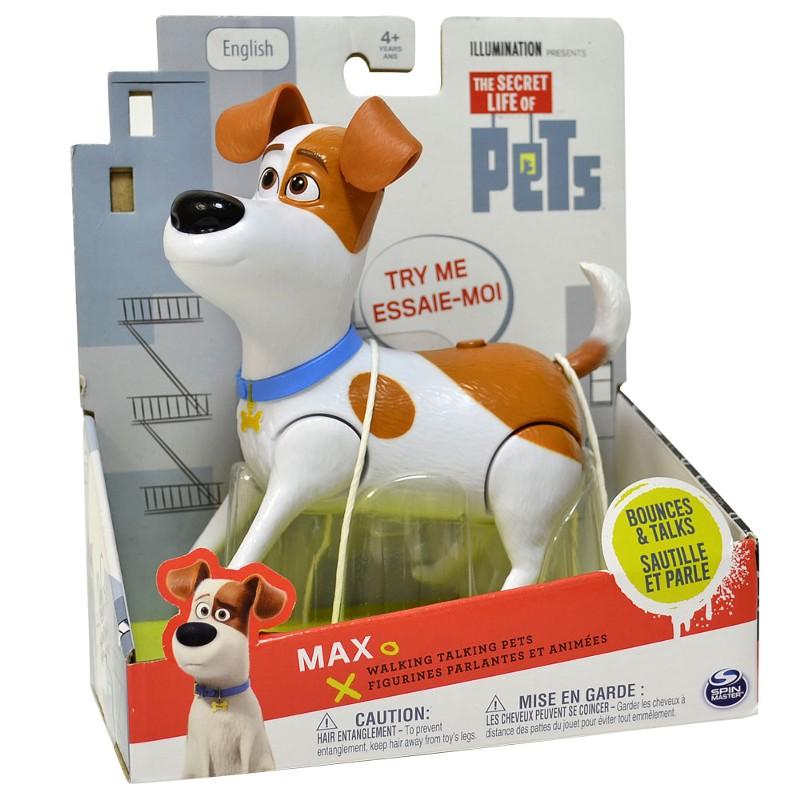 A vida Secreta dos Pets ( bichos) Com Som  - Max  - Sunny  - Doce Diversão