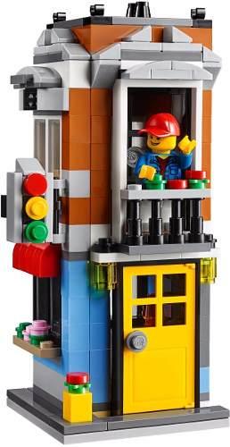 Lego 31050 – Creator -  Mercearia da Esquina 3 em 1 – 467 peças  - Doce Diversão