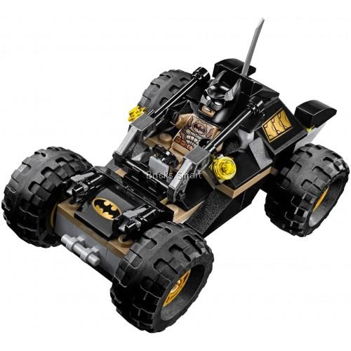 Lego 76056 – Batman  Resgate De Ras Al Ghul  -257 peças  - Doce Diversão