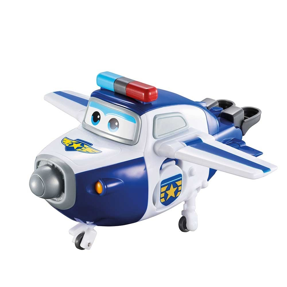 Avião Transformer Super Wings -Change Up - Paul - Fun  - Doce Diversão