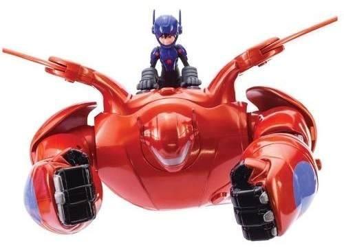 Big Hero 6 Baymax Armadura De Combate Luxo + Hiro - Sunny  - Doce Diversão