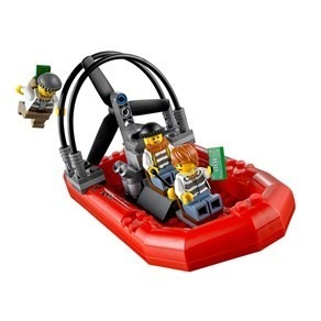 Lego 60068 - Lego City Police - O Esconderijo Dos Ladrões  - Doce Diversão
