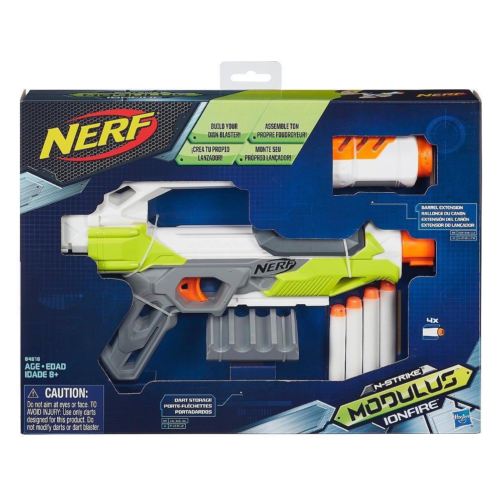 Nerf N Strike Modulus Ionfire - Hasbro  - Doce Diversão