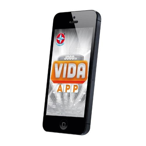 Jogo da Vida APP – Com App Android  e IOS  - Estrela  - Doce Diversão