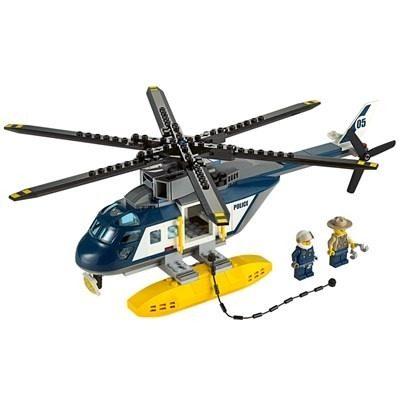 Lego 60067 - Lego City Police - Perseguição De Helicóptero  - Doce Diversão