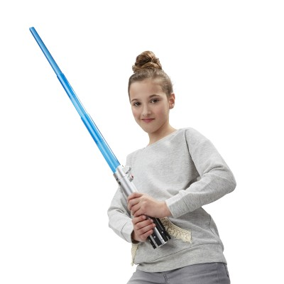 Sabre de luz Eletronico Rey Starkiller Star Wars Rogue One  55cm - Hasbro  - Doce Diversão