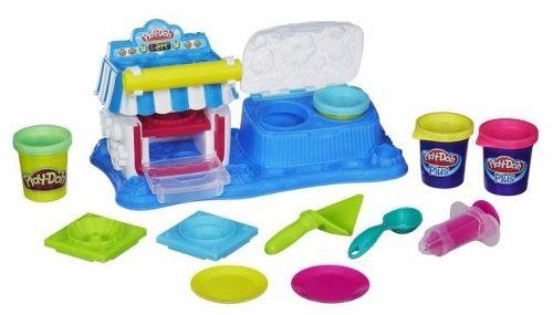 Massinha Play Doh Playset Sobremesas Duplas - Hasbro  - Doce Diversão