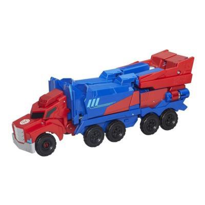 Transformers Indisguise Optimus Prime – 3 passos- Hasbro  - Doce Diversão