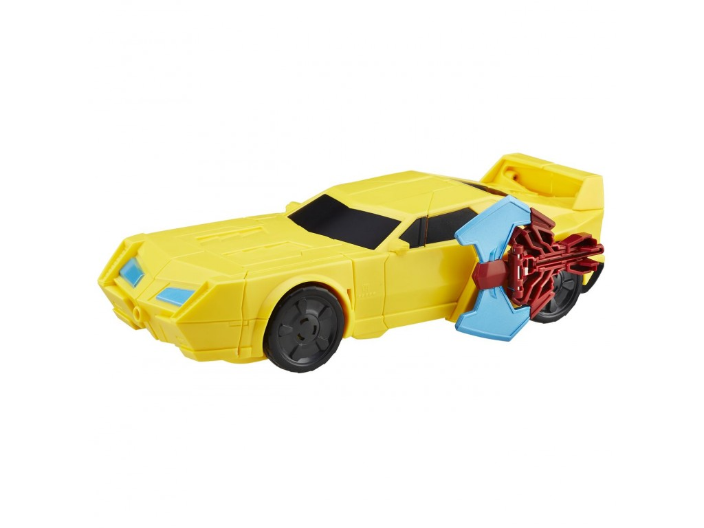 Transformers Indisguise Power Surge Bumblebee + MInicon C/Som - Hasbro  - Doce Diversão