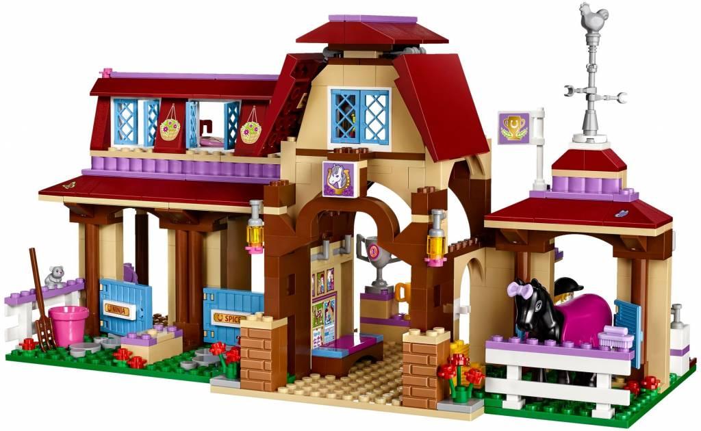 Lego 41126 – Friends – Clube de Equitação de Heartlake – 575 pç  - Doce Diversão
