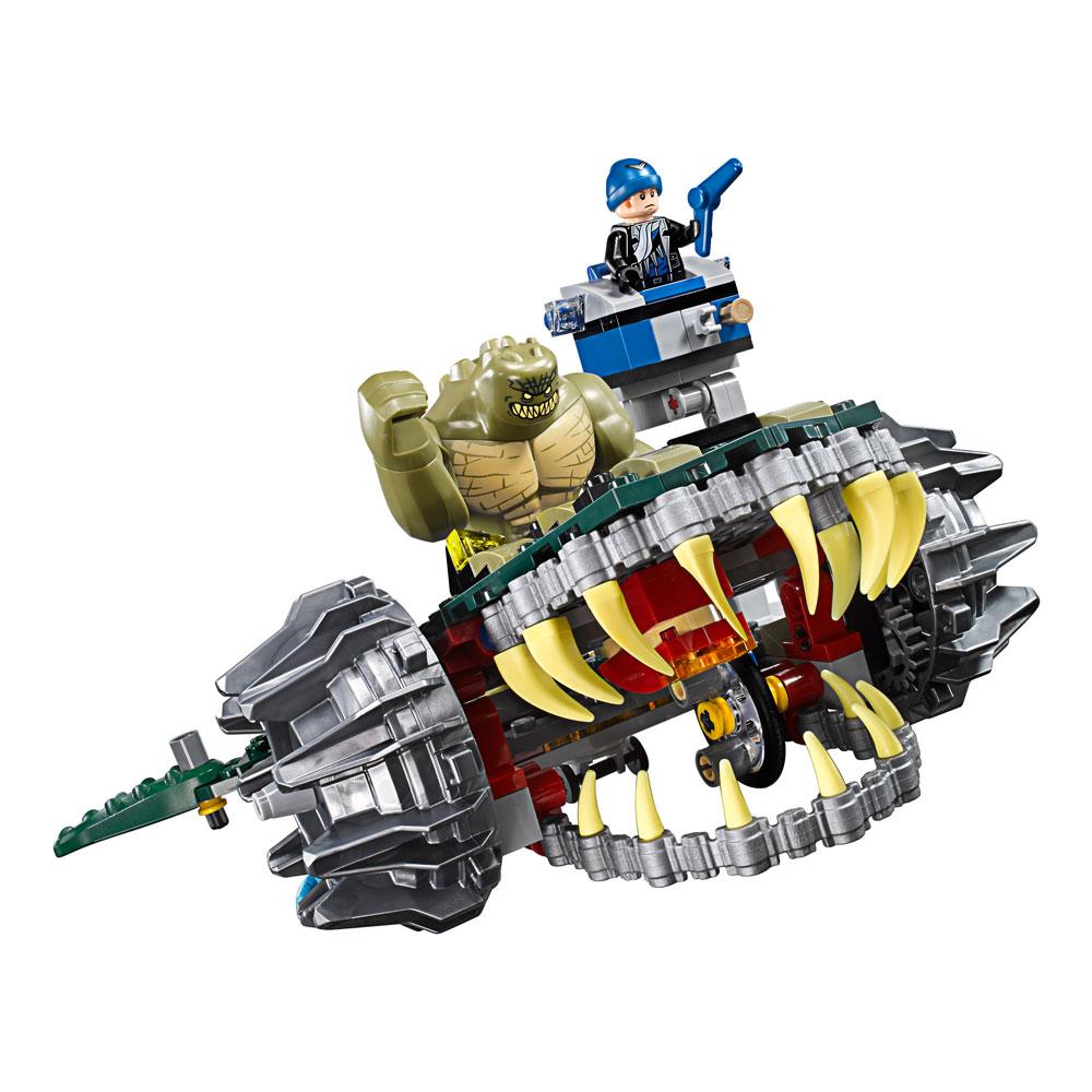 Lego 76055  –  Batman Crocodilo Combate nos Esgotos– 759 pç  - Doce Diversão