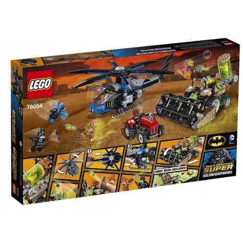 LEGO 76054 – Batman Espantalho Colheita do Medo – 563 pç   - Doce Diversão