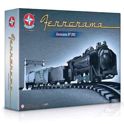 Ferrorama XP 300  - Original  Estrela  - Doce Diversão