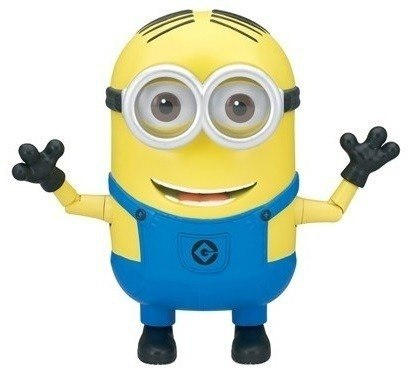 Boneco Minion Dave - Função Banana - 55 Sons - Toyng  - Doce Diversão