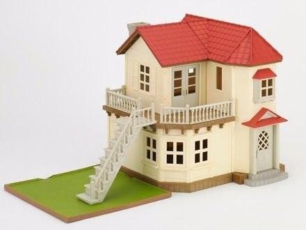 Sylvanian Families - Casa da Cidade com Luzes - Epoch  - Doce Diversão