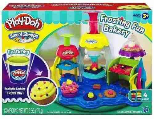 Massinha Play Doh - Doceria Mágica - Hasbro  - Doce Diversão