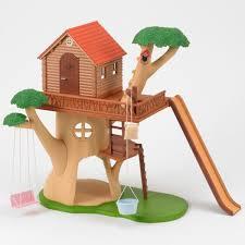 Sylvanian Families – Casa na Arvore  - Epoch  - Doce Diversão