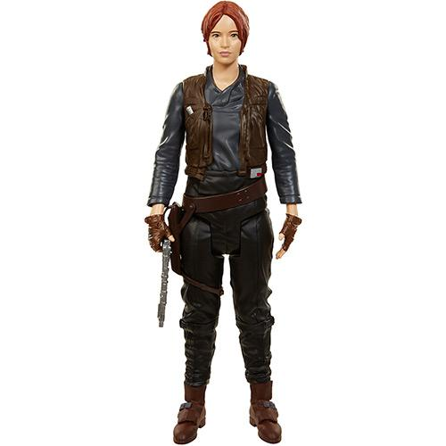 Boneca Star Wars Rogue One 20 Jyn Erso - DTC  - Doce Diversão