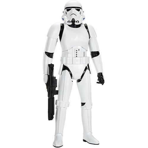 "Boneco Star Wars Rogue One 20"" Stormtrooper - DTC  - Doce Diversão"