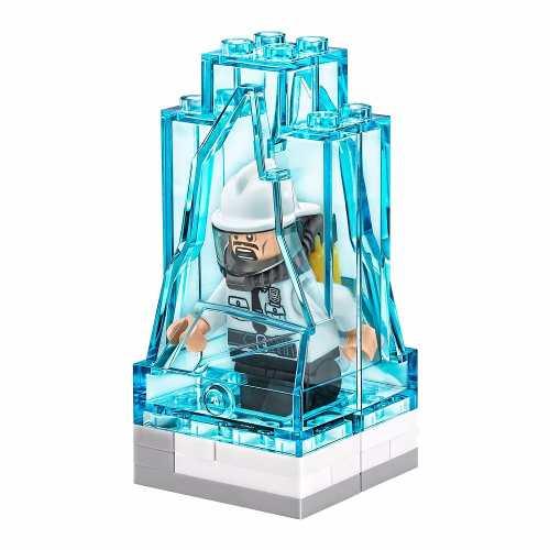 Lego 70901 Batman O Filme - O Ataque de Gelo do Mr. Freeze – 201pç  - Doce Diversão