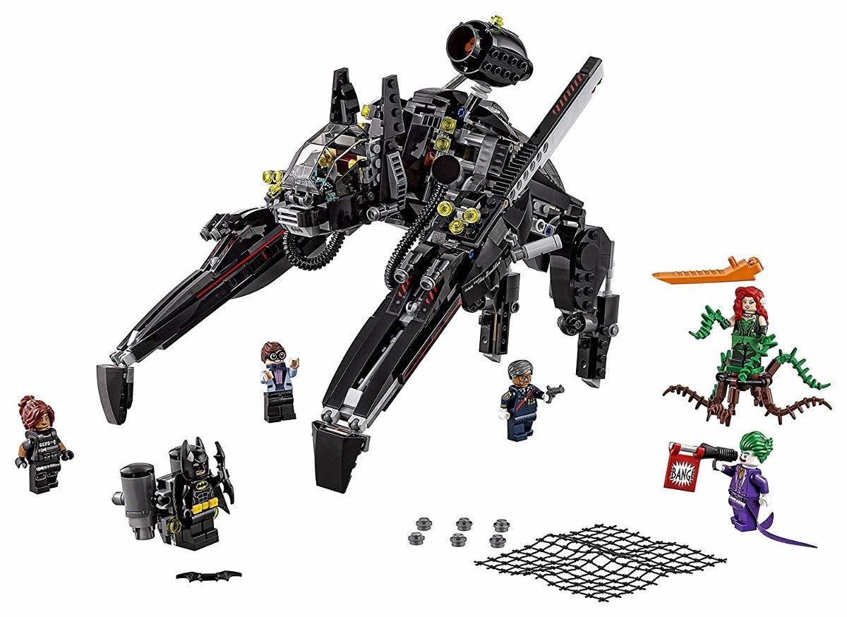 Lego 70908 Batman O Filme –  O Fugitivo Scuttler -775pç  - Doce Diversão