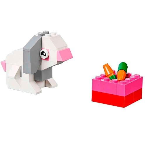 Lego 10694 Caixa Criativa Classic + Livro De Idéias -303 pç  - Doce Diversão