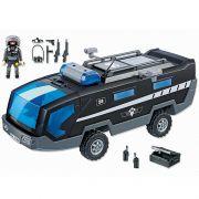 Playmobil Veiculo de Comando Unidade Tatica da Policia - Sunny