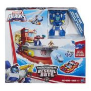 Transformer Rescue Bots Barco de Resgate / High Tide - Hasbro