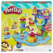 Massa Play Doh Roda Gigante Cupcake - Hasbro