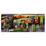 Nerf Zombie Strike Doominator - 4 tambores giratorios - Hasbro
