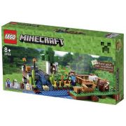 Lego 21114 -  Minecraft The Farm – A Fazenda