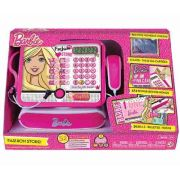 Barbie Caixa Registradora Fashion Luxo - Intek/Fun