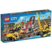Lego 60076 – City Demolição - Local De Demolição