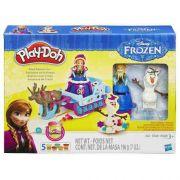 Play Doh Disney Treno Frozen – Anna e Olaf - Hasbro