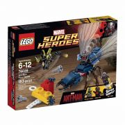 Lego 76039 - Heroes - Ant Man Final Battle Homem Formiga