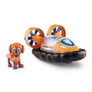 Patrulha Canina - Veiculo + Figura Zuma Hovercraft- Sunny