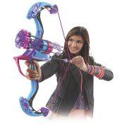 Nerf Rebelle Arco Autoquiver Bow Tambor giratório 6 Flechas Hasbro