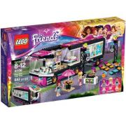 Lego 41106 - Friends - O Onibus De Turne Da Pop Star