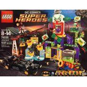 Lego 76035 - Super Heroes – A Terra Do Coringa – Batman - 1037 Pcs.