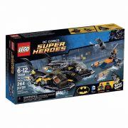 Lego 76034 –Heroes - Batman A perseguição De BatBarco No Porto